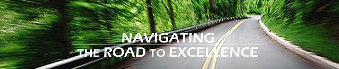 Navigating the Road To Excellence, Sue Stebbins, Executive Business Coach